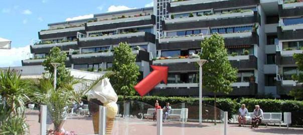 Ostseeplatz / Fußgängerzone