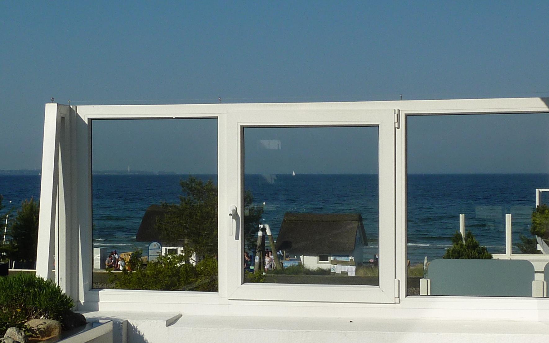 6 - Meeresblick von der Terrasse aus