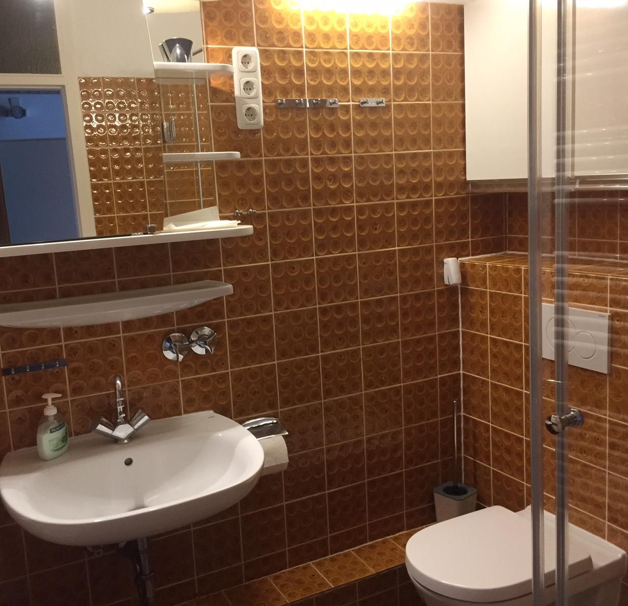 16 - Vollwertiges Duschbad